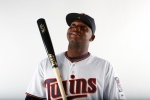 FORT MYERS, FL - MARCH 3:  Miguel Sano #61 of the Minnesota Twins poses for a photo on March 3, 2015 at Hammond Stadium in Fort Myers, Florida.  (Photo by Brian Blanco/Getty Images)