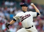 MINNEAPOLIS, MN - JUNE 17: Tommy Milone #33 of the Minnesota Twins delivers a pitch against the St. Louis Cardinals during the first inning of the game on June 17, 2015 at Target Field in Minneapolis, Minnesota. (Photo by Hannah Foslien/Getty Images)