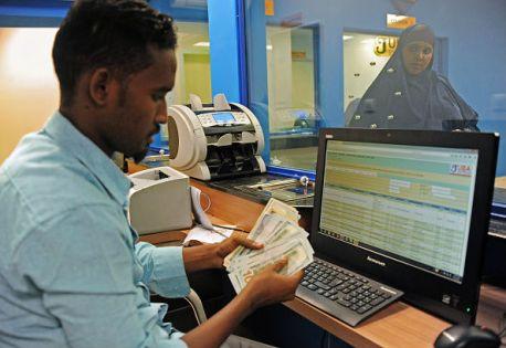 Somali money transfer operator.