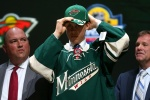 GETTY EDITORIAL DO NOT REUSE 2015 NHL Draft - Round One