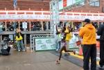 Jane Kibii 2015 grandmas marathon win