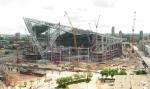 vikings stadium construction june 15, 2015 via webcam