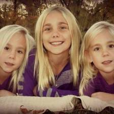 Madelyn, Mallory, and Mariana Krempges