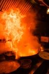 Kitchen fire iStock