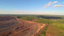 Minntac's east pit