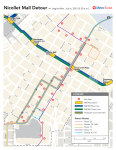 nicollet mall bus detours construction july 2015 through 2017