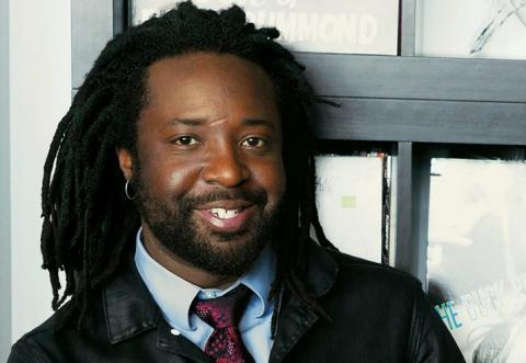 Marlon James Novelist