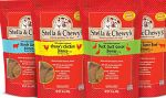 Pet food from Stella and Chewy's
