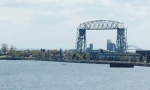 The Duluth Aerial Lift Bridge