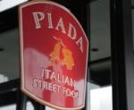 Piada sign