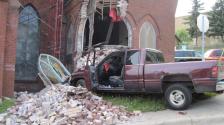 Crash Sacred Heart duluth