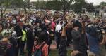 Hamline Park state fair protest