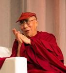Dalai Lama in 2012