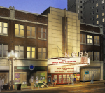 Rendering of NorShore Theatre