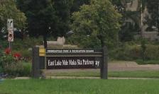 Calhoun Lake rename