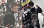 Strangling robbery Aldrich Ave