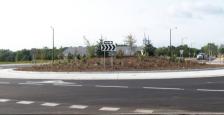Roundabout Lakeville