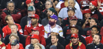 vikings fan at 49ers game