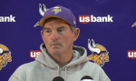 Vikings coach Mike Zimmer