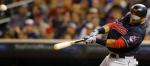 Carlos Santana Homer (Cleveland Indians Twitter)