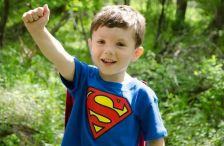 Super-Va, Gavin Quimby of Winona, who died Sept. 8 of a neurological disorder.