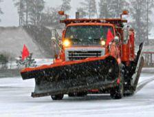 MnDOT snow plow