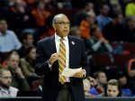 Minnesota head coach Tubby Smith reacts during the first half of an NCAA college basketball game at the Big Ten tournament against Illinois Thursday, March 14, 2013, in Chicago. (AP Photo/Nam Y. Huh)