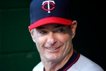 Minnesota Twins manager Paul Molitor stands in the dugout before a baseball game against the Pittsburgh Pirates in Pittsburgh Tuesday, May 19, 2015.(AP Photo/Gene J. Puskar)