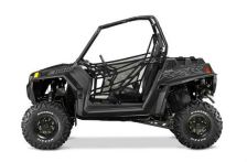 A Polaris RZR 900, subject to a recall.