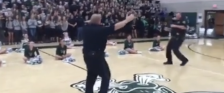 West Fargo cops dance off