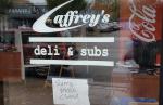Caffrey's deli subs