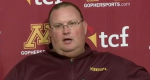 Gophers coach Jerry Kill (Big Ten Network)