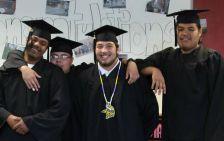 American Indian graduates 2