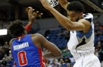 AP Images DO NOT REUSE Drummond, Towns
