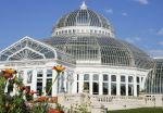 The Marjorie McNeely Conservatory at Como Park in St. Paul.