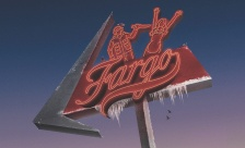 Fargo TV show sign