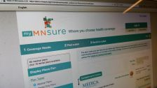 mnsure website 2015