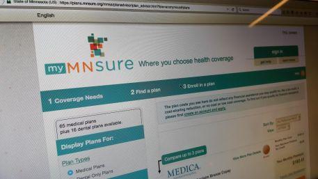mnsure website 2015