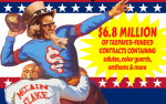 Tackling Paid Patriotism report cover