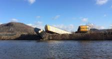 Alma Wisconsin train derailment