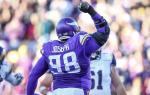 Minnesota Vikings Linval Joseph