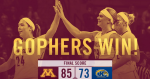 Gophers WBB Twitter