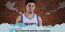tys jones timberwolves mean tweets