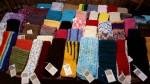 Elizabeth Sammons' scarves for homeless
