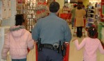 Shop with cops