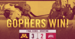 Gophers -Ohio State