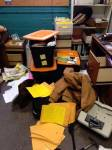 Small Sums office trashed