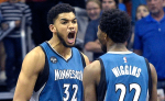Towns and Wiggins