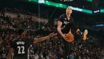 LaVine dunk contest