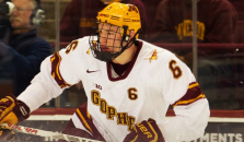 Gophers Hockey (Gopher M Hockey Twitter)